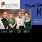 Sinatra at Siletz – July 2018